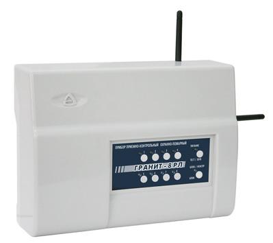Прибор приемно-контрольный охранно-пожарный Сибирский Арсенал Гранит-8Р (USB) с универсальным коммуникатором