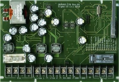 Контроллер адресных устройств сетевой Сигма-ИС СКАУ-02 IP20