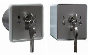 Переключатель с ключом Smartec ST-ES120SM