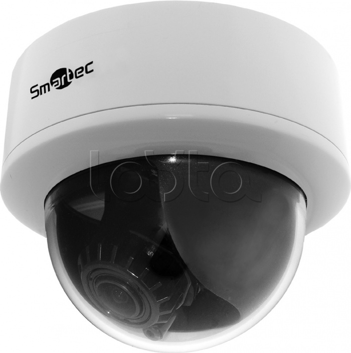 Smartec STC-IPM3550A/1 StarLight, IP-камера видеонаблюдения купольная Smartec STC-IPM3550A/1 StarLight