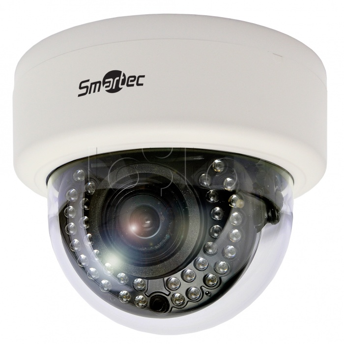 Smartec STC-IPM3587A/1, IP-камера видеонаблюдения купольная Smartec STC-IPM3587A/1