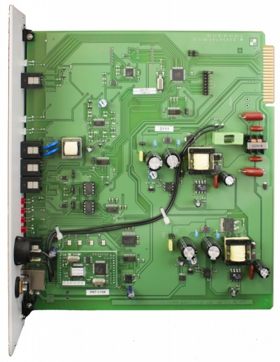 Контроллер центральный ретранслятора Сократ КЦР-01