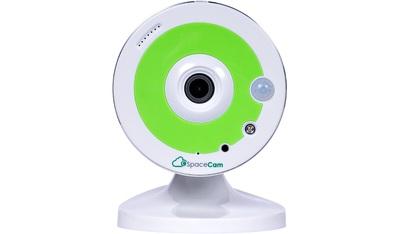 IP-камера видеонаблюдения миниатюрная SpaceCam F1 Green