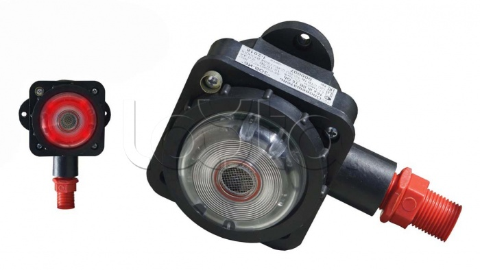 Спецприбор ЗОВ-З-ИБ 1КВ, Оповещатель свето-звуковой взрывозащищенный искробезопасный Спецприбор ЗОВ-З-ИБ 1КВ