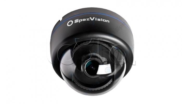 SpezVision SVI-152B, IP-камера видеонаблюдения купольная SpezVision SVI-152B