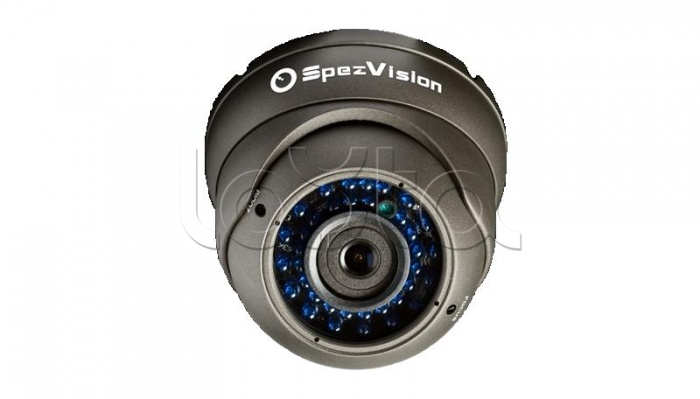 SpezVision SVI-342B, IP-камера видеонаблюдения уличная купольная SpezVision SVI-342B