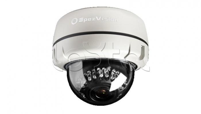SpezVision SVI-342V, IP-камера видеонаблюдения уличная купольная SpezVision SVI-342V