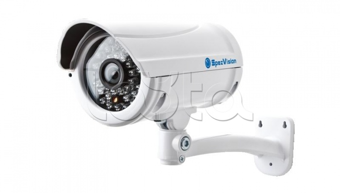 SpezVision SVI-632B, IP-камера видеонаблюдения уличная в стандартном исполнении SpezVision SVI-632B