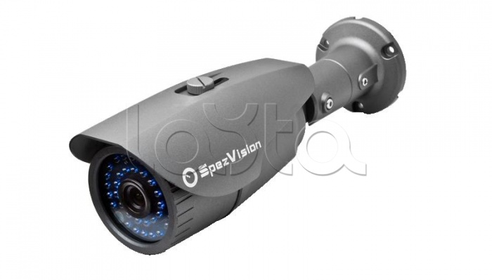 SpezVision SVI-642B, IP-камера видеонаблюдения уличная в стандартном исполнении SpezVision SVI-642B