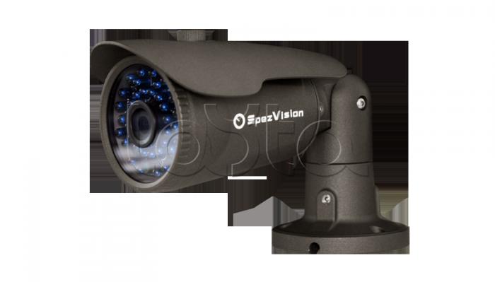 SpezVision SVI-652B, IP-камера видеонаблюдения уличная  в стандартном исполнении SpezVision SVI-652B