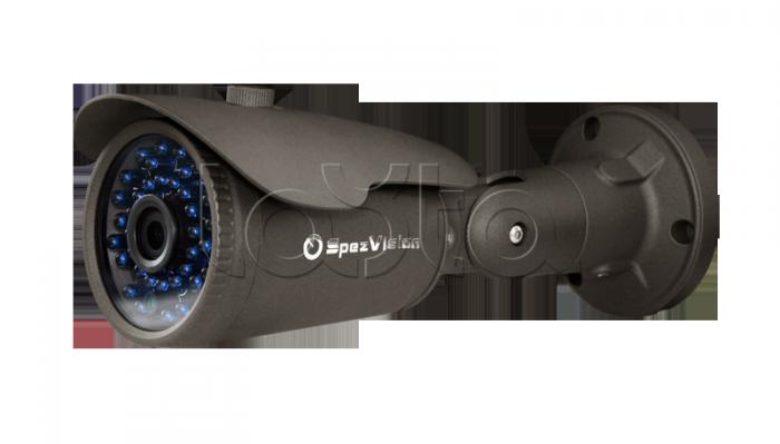 SpezVision SVI-654B, IP-камера видеонаблюдения уличная в стандартном исполнении SpezVision SVI-654B