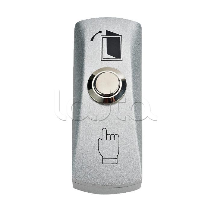 STRAZH SR-BM12S, Кнопка выхода накладная металлическая STRAZH SR-BM12S