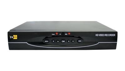 Видеорегистратор цифровой гибридный 8 канальный SVPlus R808