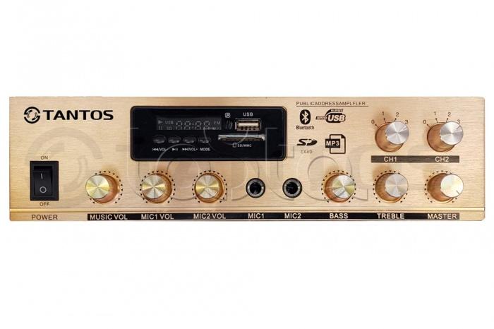 Tantos TSo-AA30M, Усилитель компактный трансляционный Tantos TSo-AA30M