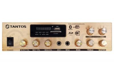 Усилитель компактный трансляционный Tantos TSo-AA30M