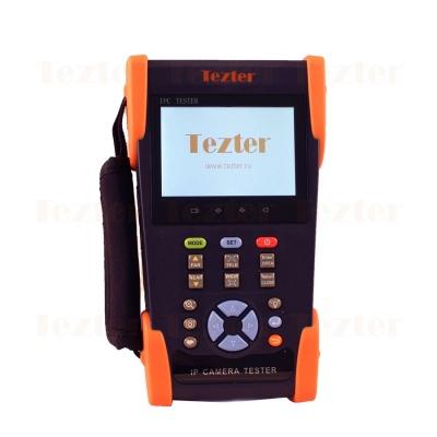 Монитор-тестер CVBS и IP-видеосистем Tezter TIP-3,5(ver.2)