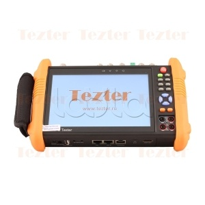 Tezter TIP-HOL-MT-7, Монитор-тестер универсальный Tezter TIP-HOL-MT-7