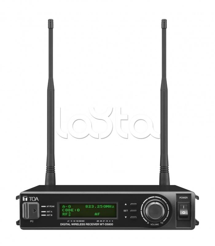 TOA WT-D5800 EC7, Радио-тюнер TOA WT-D5800 EC7