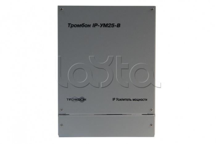 Тромбон IP-УМ25-В, Усилитель мощности Тромбон IP-УМ25-В