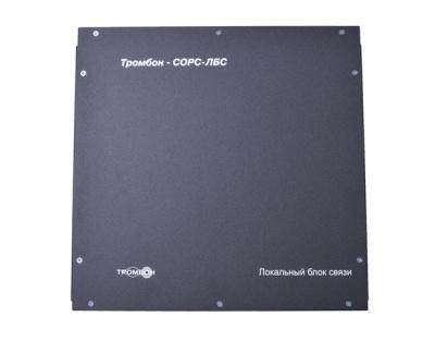 Блок связи Табло светозвуковое Тромбон СОРС-ЛБС исполнение Н (настенный)