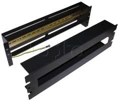 TWT-CB-DINRL/3U -  купить, цена, описание, фото. Продажа Панель с DIN-рейкой для установки электроавтоматов TWT-CB-DINRL/3U на Layta.ru