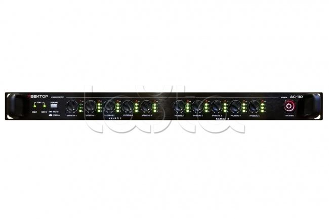 Вектор АС-110, Распределитель аудио сигнала Вектор АС-110
