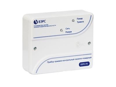 Приёмно контрольные приборы купить цена отзывы описание  ВЭРС quot ВЭРС ПК1 01 quot Прибор приемно контрольный охрано
