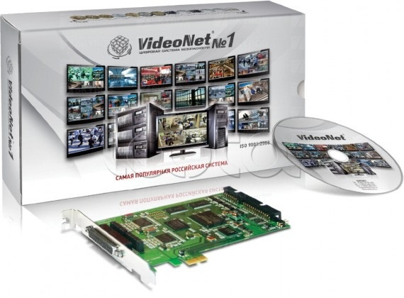 VideoNet EIM-Quest-Bs, ПО Модуль интеграции VideoNet EIM-Quest-Bs
