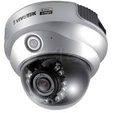 Vivotek FD7132, IP-камера видеонаблюдения купольная Vivotek FD7132
