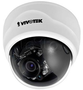 Vivotek FD8134, IP-камера видеонаблюдения купольная Vivotek FD8134