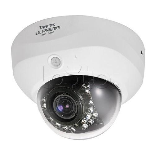 Vivotek FD8135H, IP-камера видеонаблюдения купольная Vivotek FD8135H
