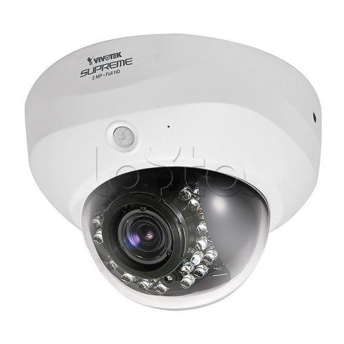 Vivotek FD8162, IP-камера видеонаблюдения купольная Vivotek FD8162