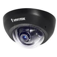 Vivotek FD8166-F3 (BLACK), IP-камера видеонаблюдения купольная Vivotek FD8166-F3 (BLACK)