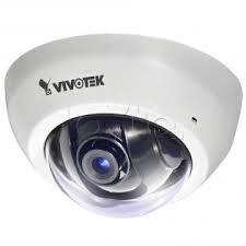 Vivotek FD8166-F6 (WHITE), IP-камера видеонаблюдения купольная Vivotek FD8166-F6 (WHITE)