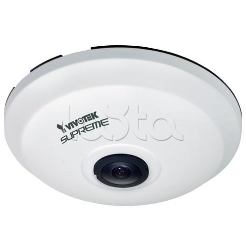 Vivotek FE8172, IP-камера видеонаблюдения купольная Vivotek FE8172
