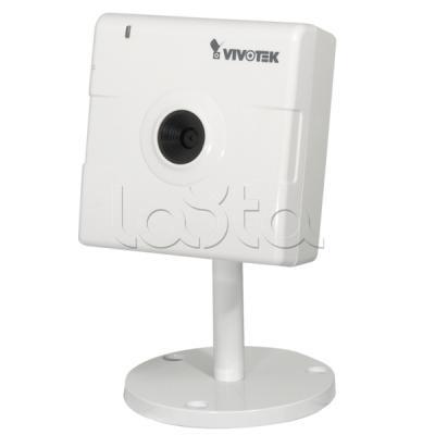Vivotek IP8132, IP-камера видеонаблюдени миниатюрная Vivotek IP8132