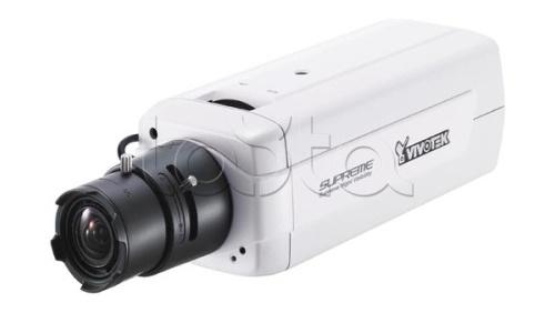 Vivotek IP8151P (no lens), IP-камера видеонаблюдения в стандартном исполнении Vivotek IP8151P (no lens)