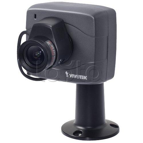 Vivotek IP8152-N (no lens), IP-камера видеонаблюдени миниатюрная Vivotek IP8152-N (no lens)