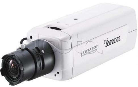 Vivotek IP8162 (no lens), IP-камера видеонаблюдения в стандартном исполнении Vivotek IP8162 (no lens)