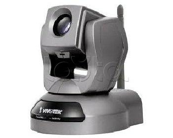 Vivotek PZ8121W, IP-камера видеонаблюдения миниатюрная Vivotek PZ8121W