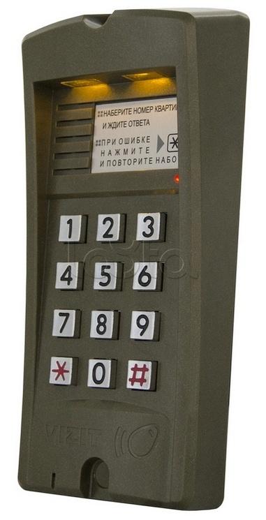 Vizit БВД-310F -  купить, цена, описание, фото. Продажа Блок вызова домофона Vizit БВД-310F на Layta.ru