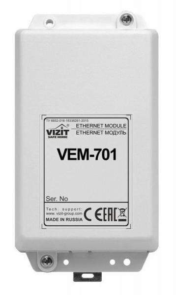 Ethernet модуль VIZIT VEM-701