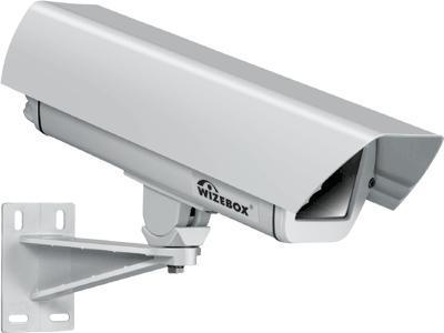 Термокожух с передатчиком и устройством грозозащиты Wizebox SV26-03/04NR