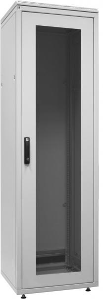 Шкаф напольный 40U 1874x600х1000 ZPAS WZ-SZBD-026-G7AA-11-0000-011
